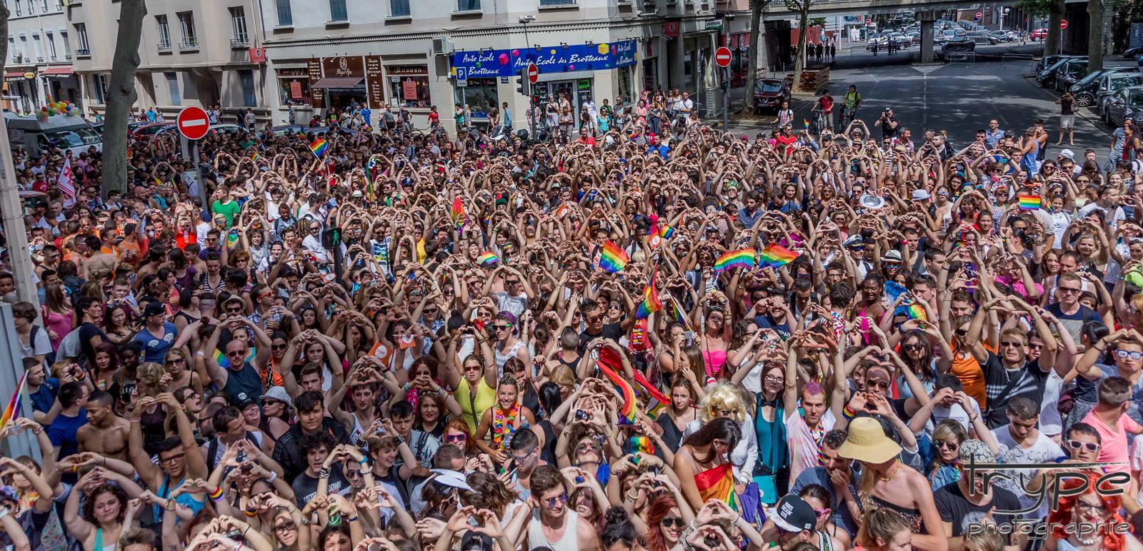 Gay Pride 2014 @ Lyon - Trype: https://trype.fr/gay-pride-2014-lyon