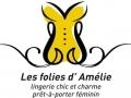 Logo Les Folies D'Amélie