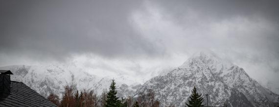 Timelaps La muzelle Les Deux Alpes